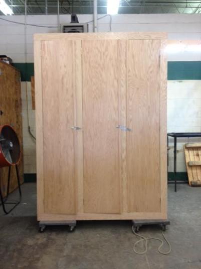 Cabinet w/ Doors Closed