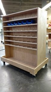 Library Activity Cart
