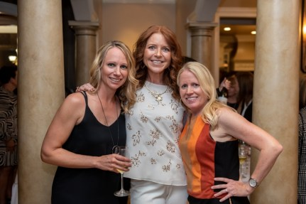 Karen Younghale, Amy Atkinson, Kristin Knoll