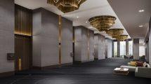 Grand Hyatt Nashville Ballroom Prefunction Space