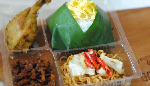Paket Nasi Kotak Hanya 20ribu
