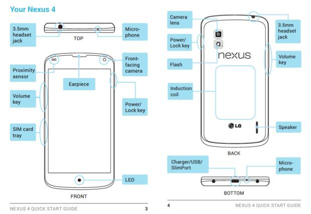 Google Nexus 4 2