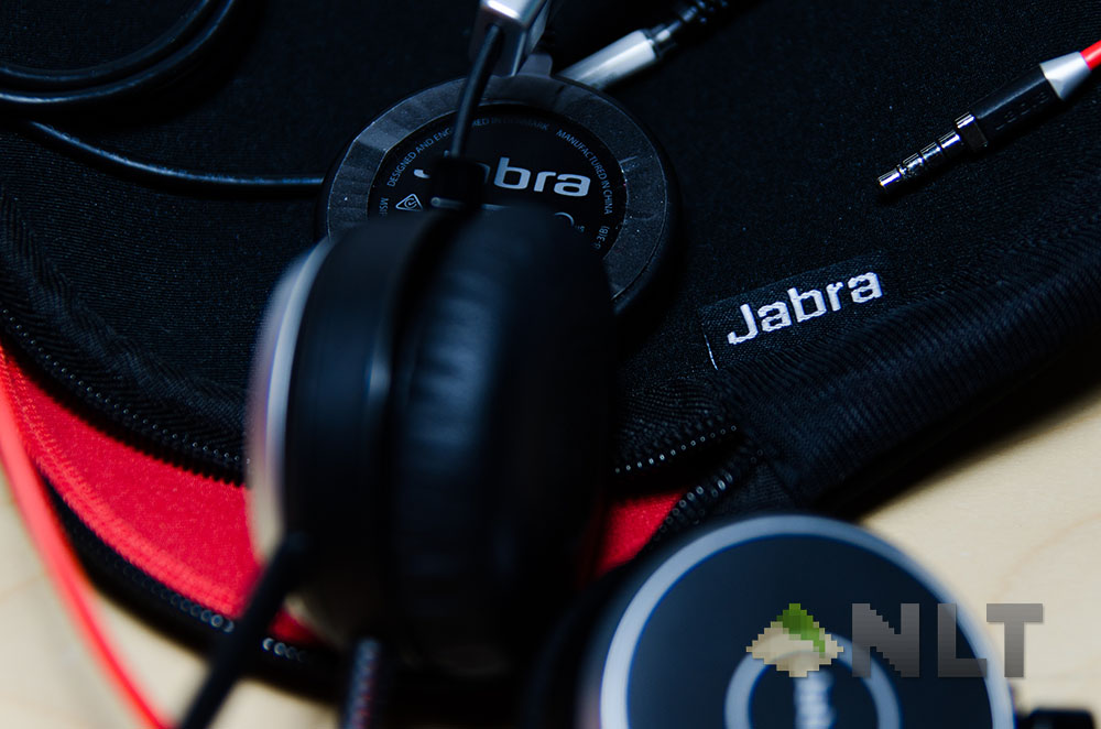 Review - Jabra EVOLVE Headphones | Nasi Lemak Tech