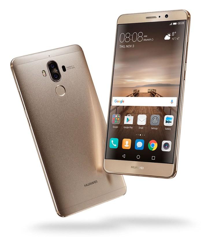 Huawei Mate 9 pre-order