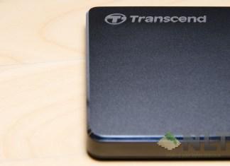 Transcend StoreJet 25C3N