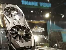 Zotac GeForce GTX 1080 Ti AMP