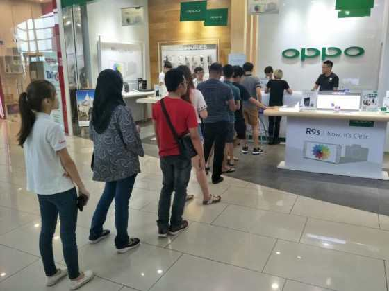 [UPDATED] OPPO R9s Black Edition Are Selling Like Hotcakes! 5