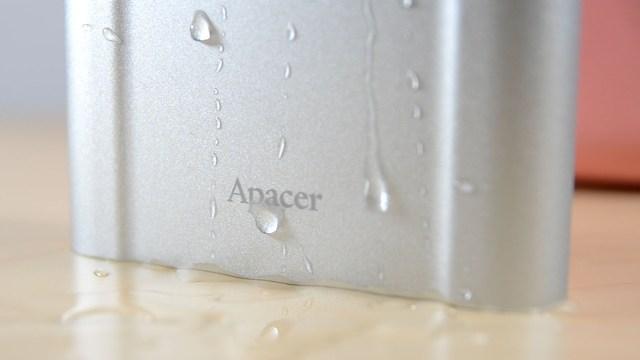 Apacer AC730 water