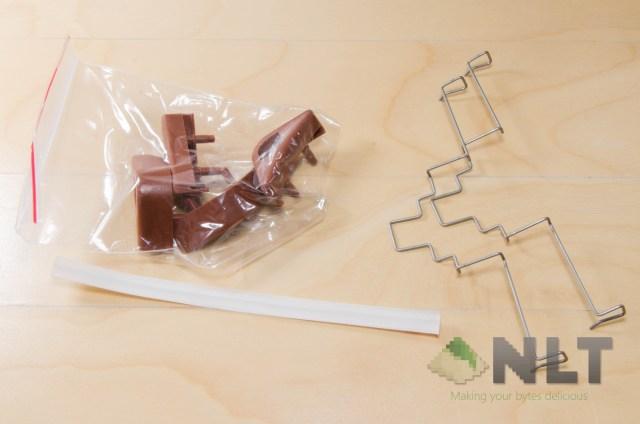 Noctua NH-U12S second fan mounting accessories
