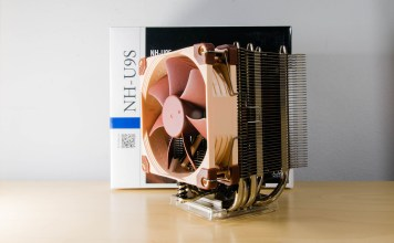 Noctua NH-U9S header