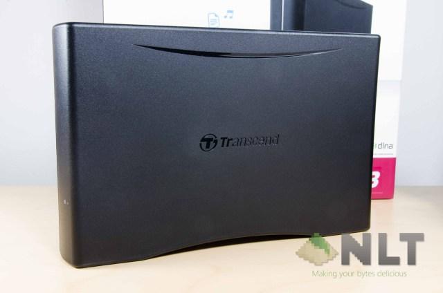 Transcend StoreJet Cloud 110K body