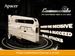 Apacer PT920 COMMANDO
