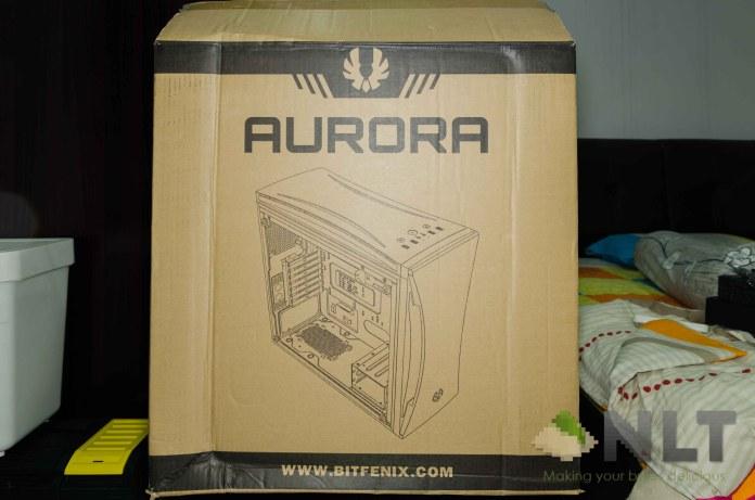 BitFenix Aurora front box