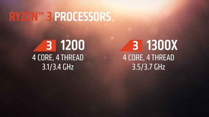 Ryzen 3 CPU