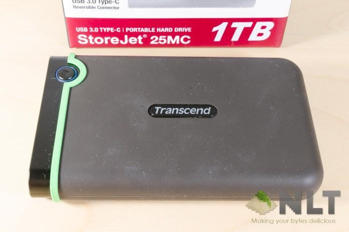 Transcend StoreJet 25MC