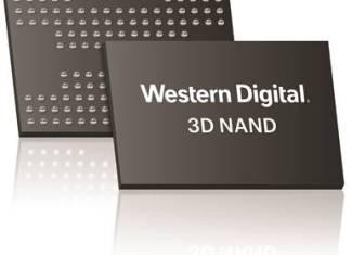Western Digital BiCS3 X4