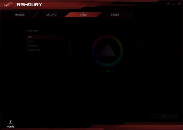 ASUS ROG Pugio ROG Armoury UI (1)