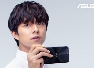 ASUS ZenFone 4 Gong Yoo