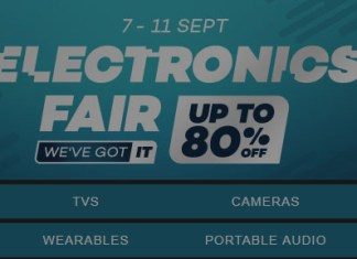 Lazada Electronics Fair 2017 header 2