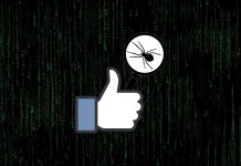 Facebook malicious software scanner