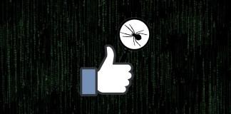 Facebook malicious software scanner