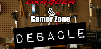 DXRacer Gamer Zone Debacle
