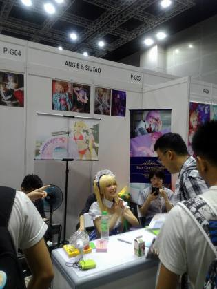 Comic Fiesta 2017 - Back in KLCC 4