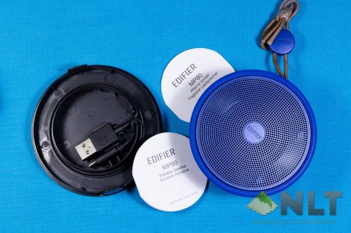 Edifier MP80 Bluetooth Speaker