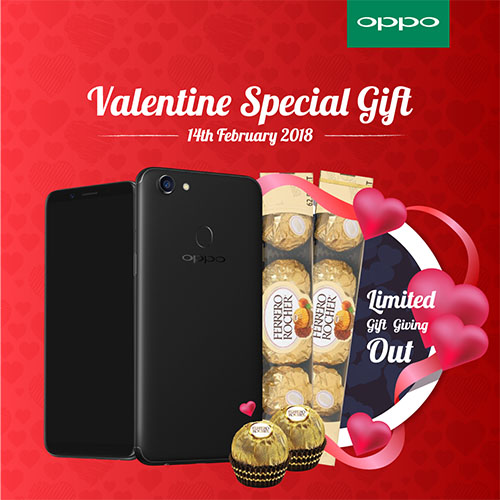 OPPO Spices Up Valentine's Day With Games & Promotions (1)