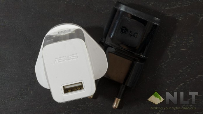 Smartphone Chargers Experiment