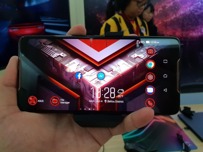Make Your Phone To Look Like ASUS ROG Phone 2