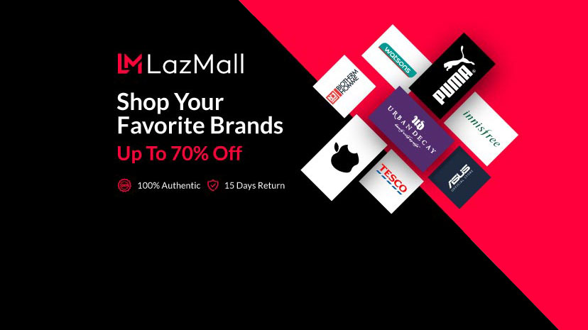 LazMall Flagship Store