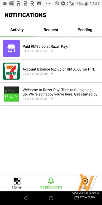 Razer Pay Launched