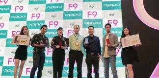 OPPO F9 Debut Roadshow