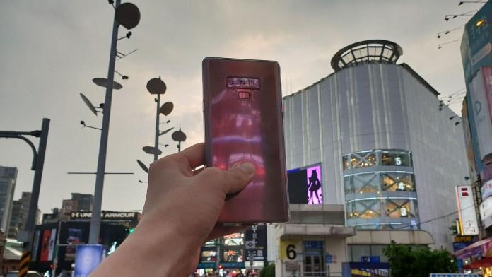 Samsung Galaxy Note9 Travel Taipei (1)
