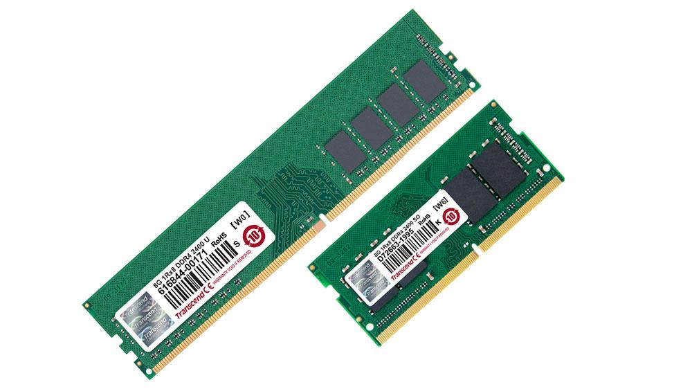 Transcend JetRam DDR4