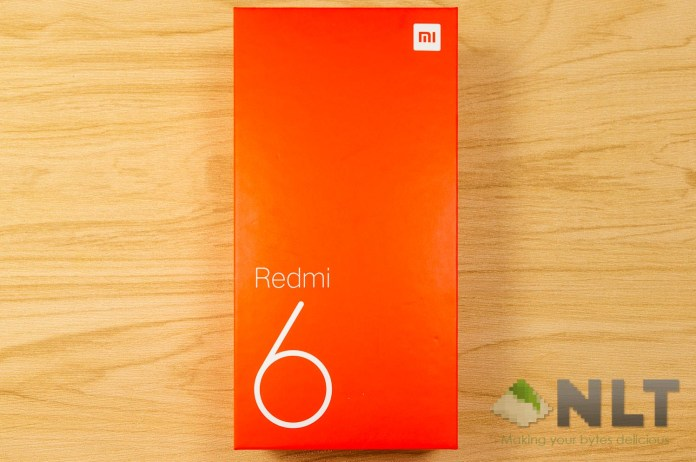 Review - Xiaomi Redmi 6 1