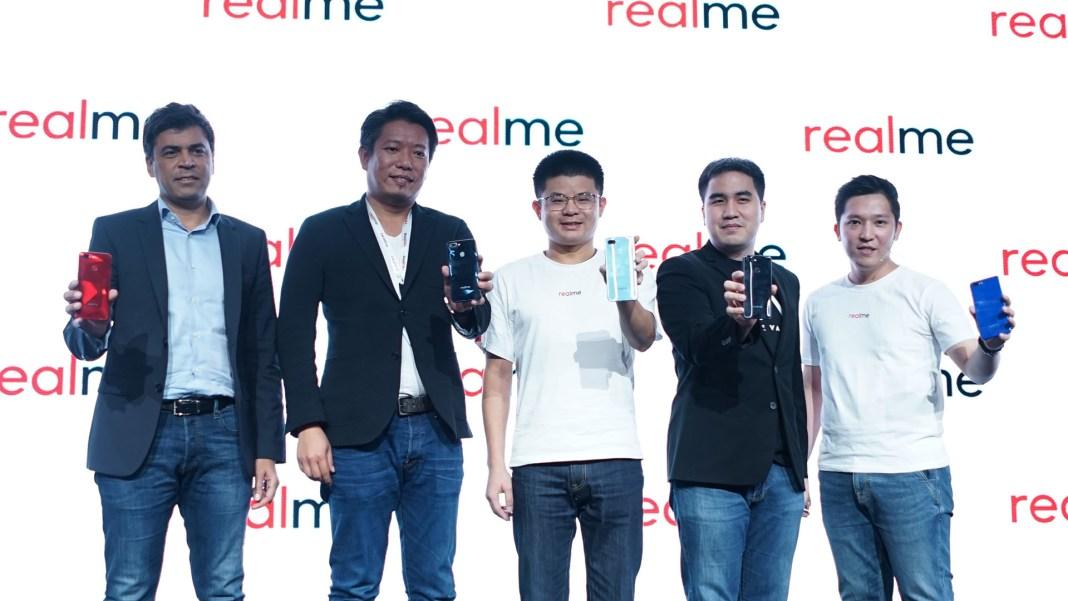 Realme 2 Realme 2Pro launch Jakarta