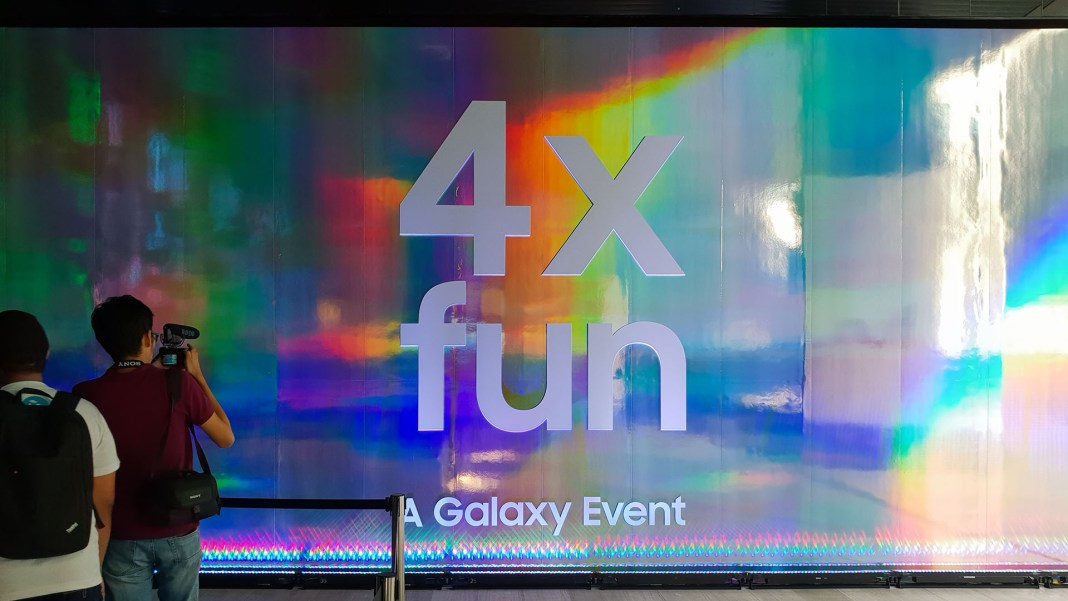 Samsung Galaxy A7 A9 2018 Launch