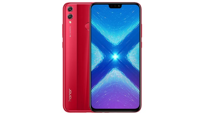 Red Honor 8X Comes 7th November 2018
