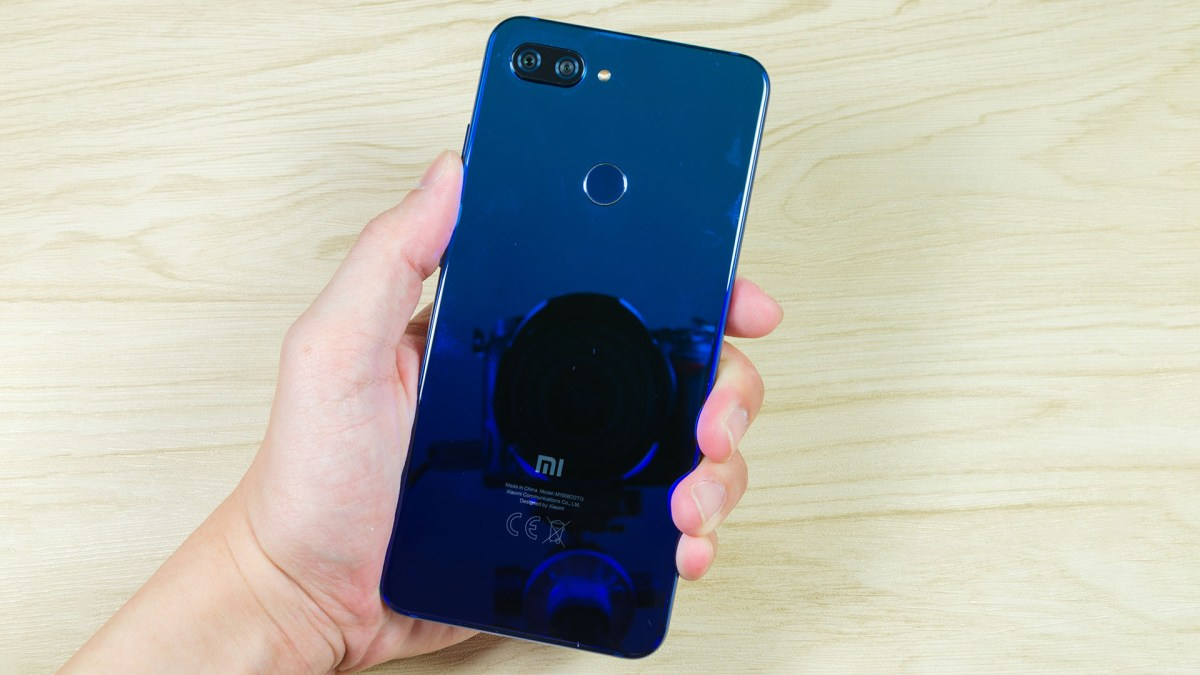 Review - Xiaomi Mi 8 Lite