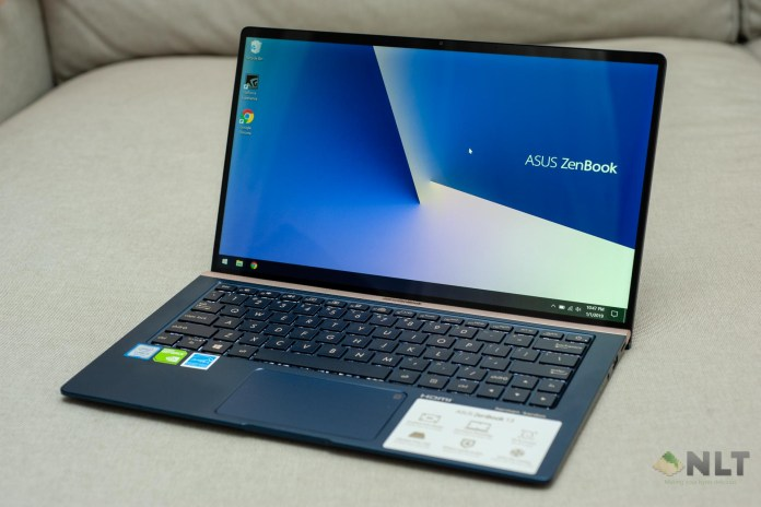Review - ASUS ZenBook 13 UX333F: This is how 95% screen-to-body ratio look like 2