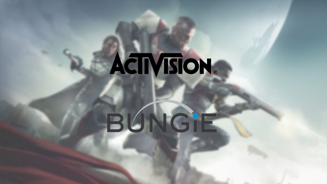 Activision Bungie Split