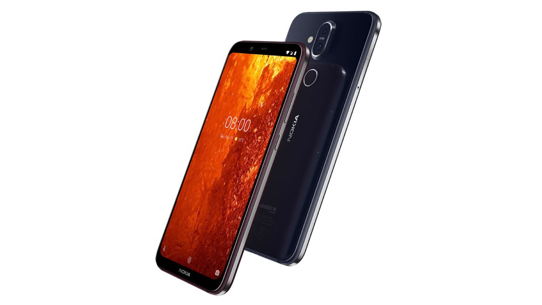 Nokia 8.1 announcement