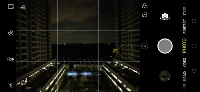 Realme 2 Pro camera UI