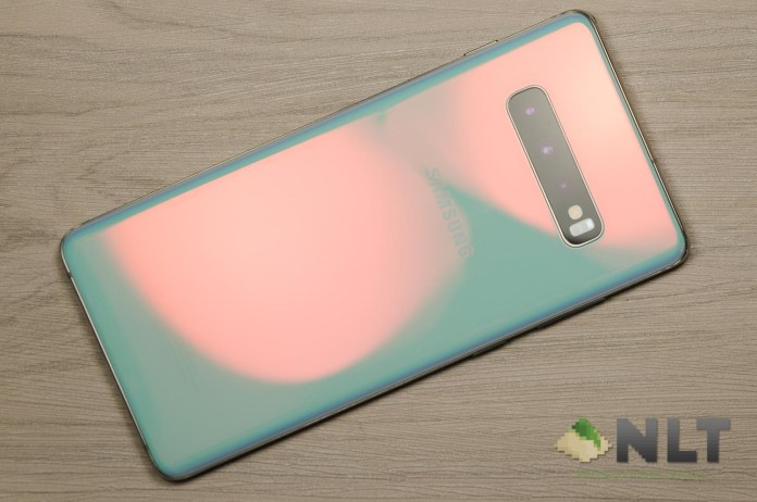 Samsung Galaxy S10+ first impressions 1