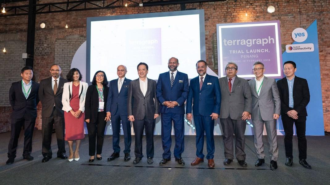 Terragraph official launch Group Shot
