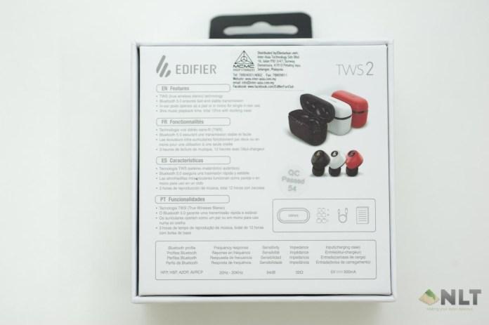 Edifier TWS 2