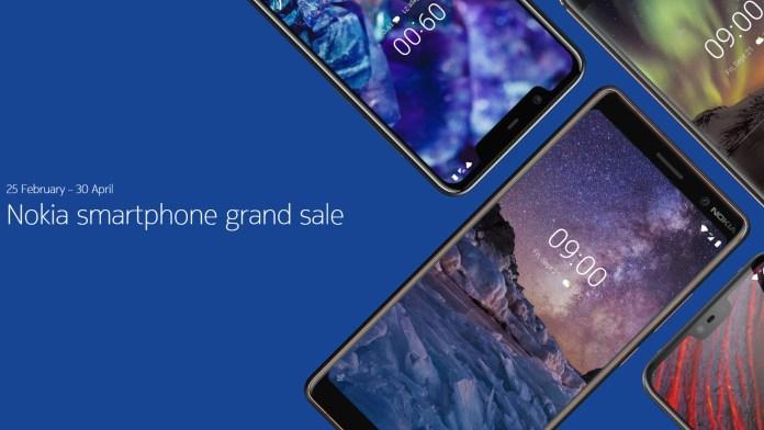 Nokia Malaysia Grand Sale 2019