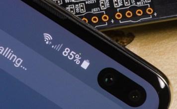 Samsung Galaxy S10 proximity sensor